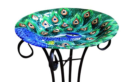 Bird Baths and Tables