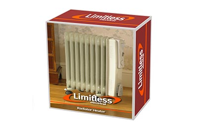 Limitless Heaters