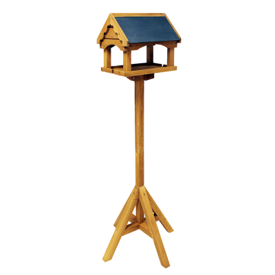 Slate Roof Bird Table - FSC 100% - TT-COC-005449
