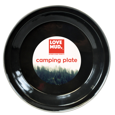 23cm Camping Plate