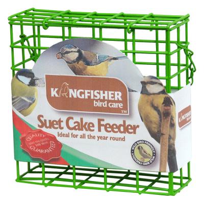 Suet Cake Feeder