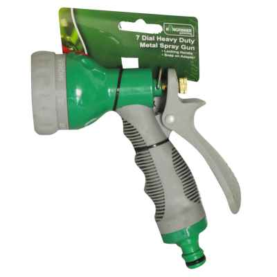 7 Dial Heavy Duty Spray Gun