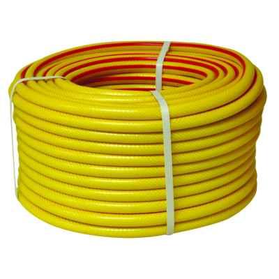Pro Gold 75m Reinforced Yellow Garden Hose