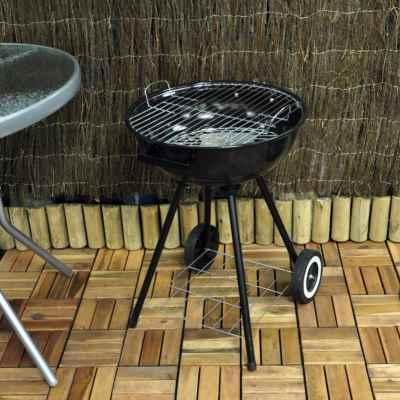 17 inch Kettle Steel BBQ