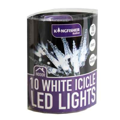 10 Decorative Battery Operated LED Lights