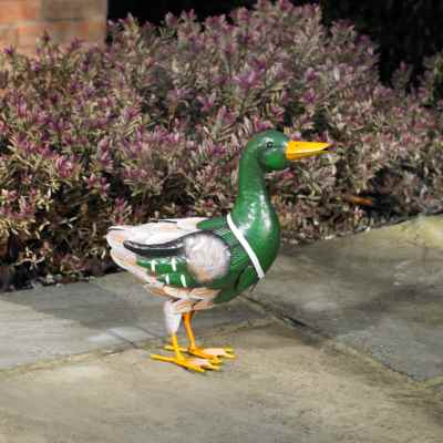 Garden Duck Ornament