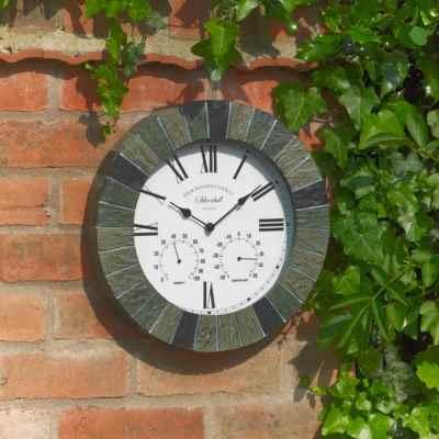 14 Inch Silverbell Clock