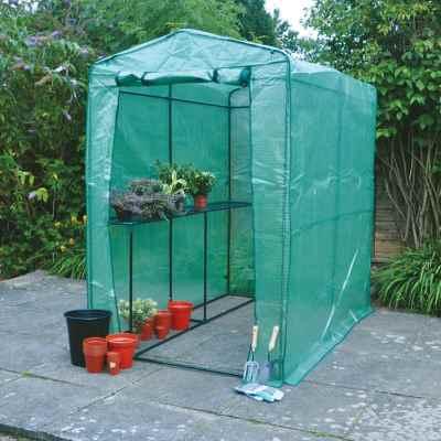 Giant Walk-In Greenhouse
