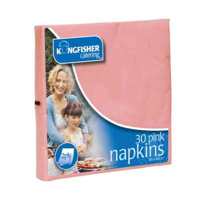 Baby Pink Napkins