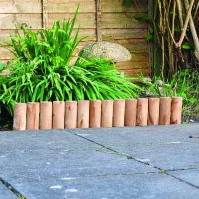15cm x 1m Garden Edging Panel