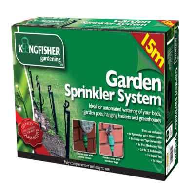 Outdoor Irrigation set