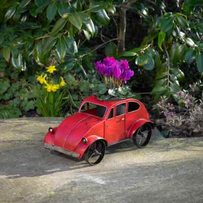 Retro Car Planter