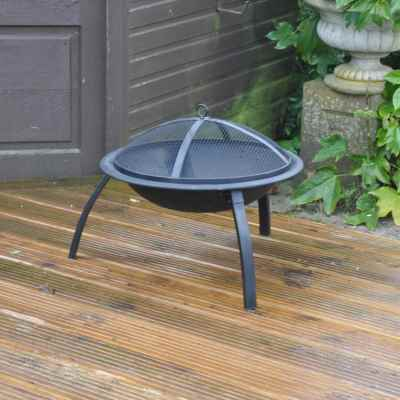 Outdoor Garden Patio Fire Pit Heater