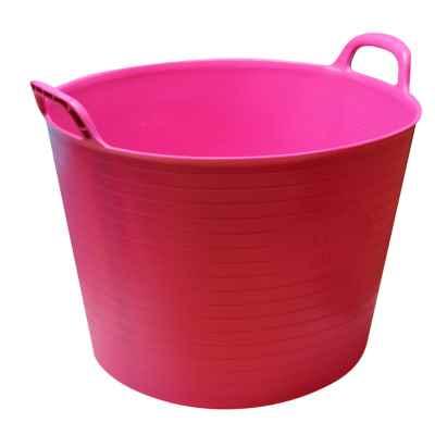 Pink 42L Tub