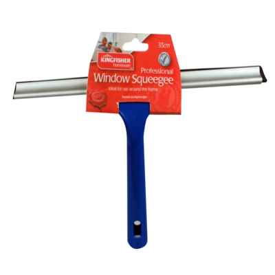 13inch (33cm)  Rubber Blade Window Cleaning Wiper