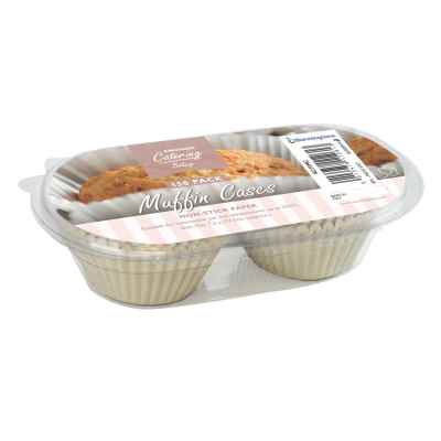 150 Pack of Muffin Cake Cases