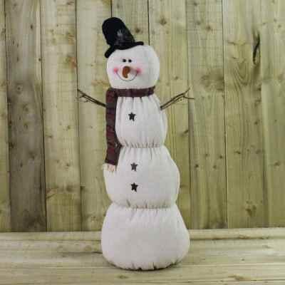 4 Tier Telescopic Snow Man