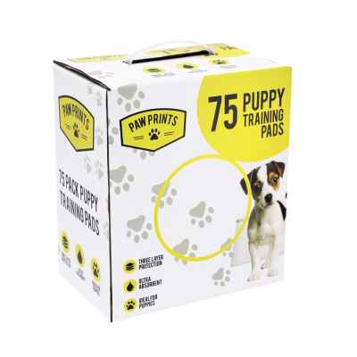 75 Pack Puppy Pads