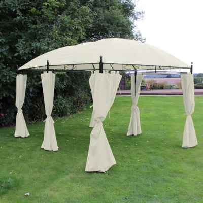 2.7 x 4m Rectangular Gazebo