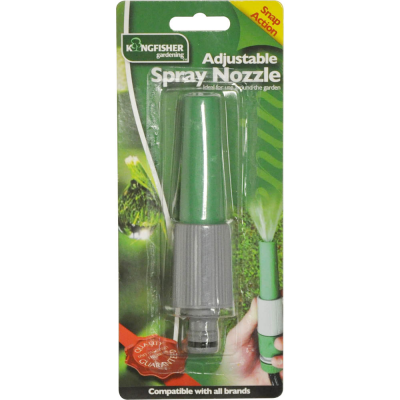 Snap Action Spray Nozzle