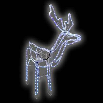 Standing Reindeer Rope Light