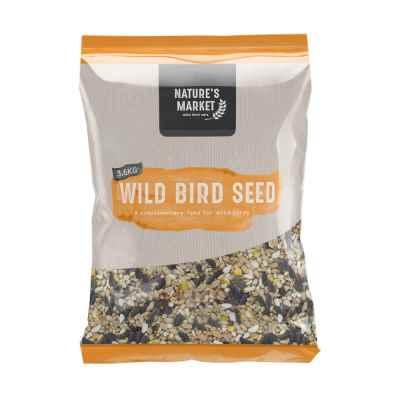 3.6kg Bag Wild Bird Seed