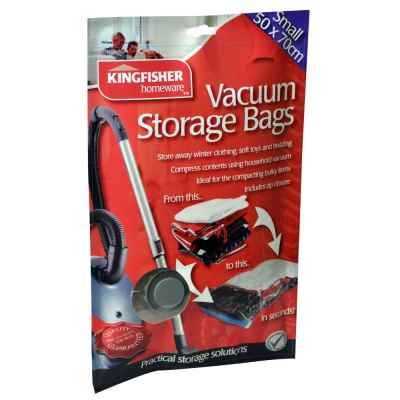 3 Pack Vacuum Storage Bag 50cmx70cm