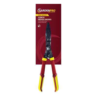 Pro Gold 22in (56cm) Hedge Shears