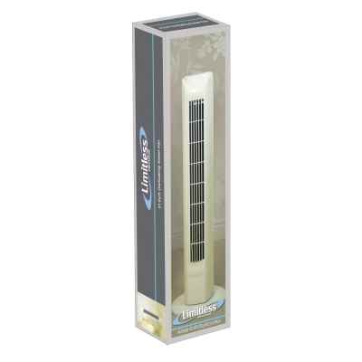 31 Inch Oscillating Tower Fan