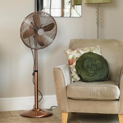 16 Inch Copper Pedestal Fan