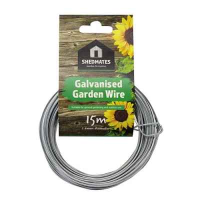 15m Galvanised 1.6mm Wire