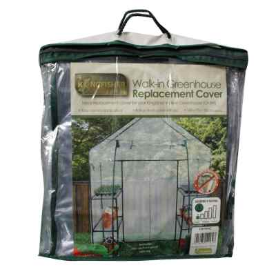 Walk in Greenhouse Cover