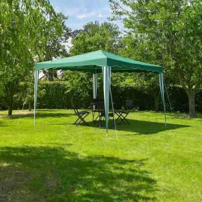 3 x 3m Deluxe Gazebo Party Tent