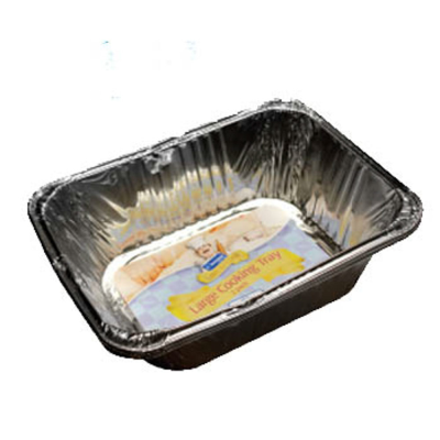 3 Pack of Large Cooking Trays