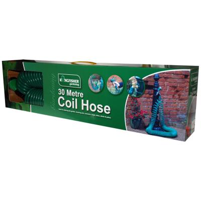 30m Coil Hose