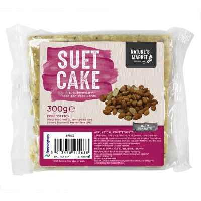 Suet Cake with Peanuts [NOT EU]
