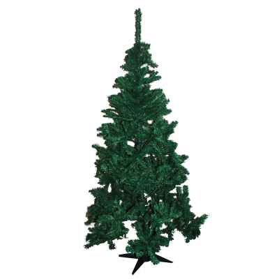 5ft (150cm) Green Pine Christmas Tree