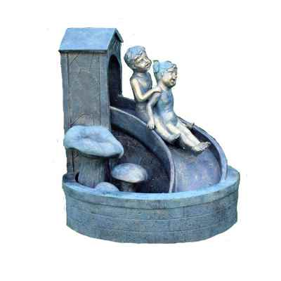 Kids Sliding Water Fountain