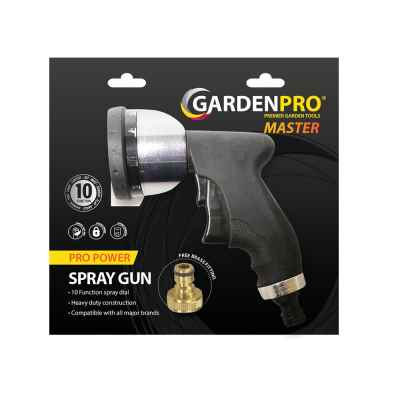 Garden Pro Master Multi Action Spray Gun