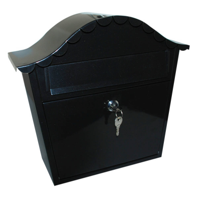 Outdoor Metal Lockable Post Box