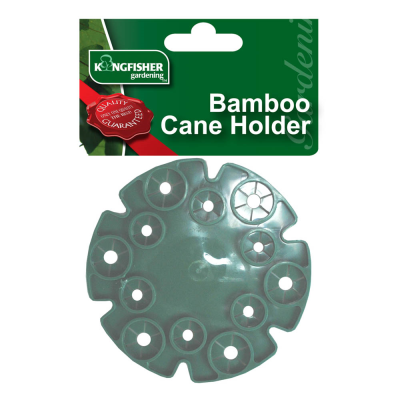 Bamboo Cane Holder