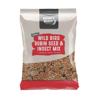 0.9kg Bag Robin Feed