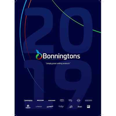 Bonnington Catalogue 2018/19
