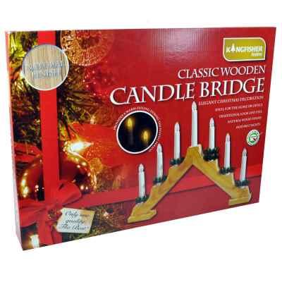 Christmas Candle Bridge