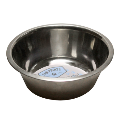 16cm Stainless Steel Pet Bowl