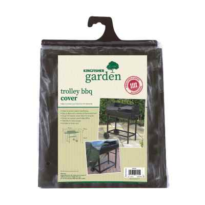 Trolley BBQ Cover
