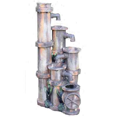 Pipe Water Fountain