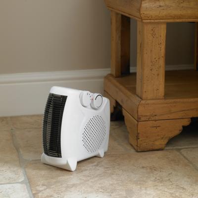 2000w Upright Flat Fan Heater