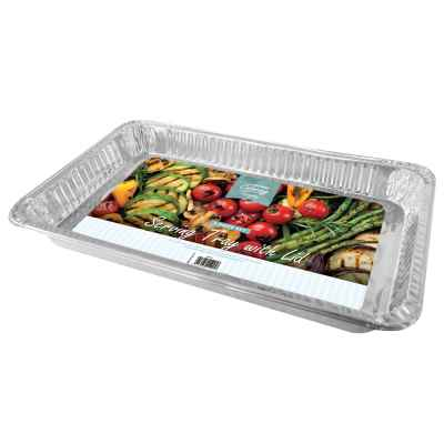 21inch Foil Serving Tray