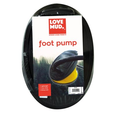 Bellows 3 litre Air Foot Pump